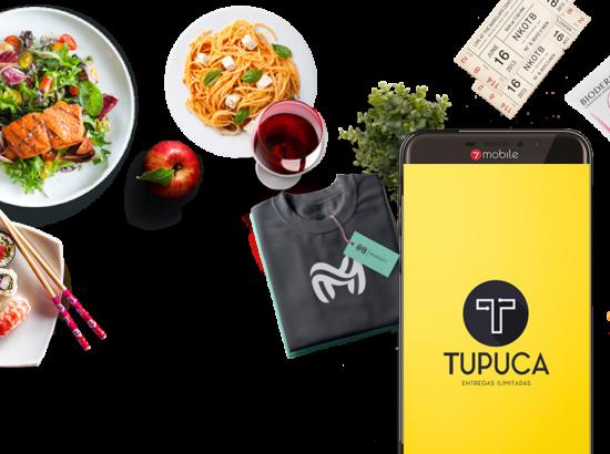 Tupuca – Empresa de entregas